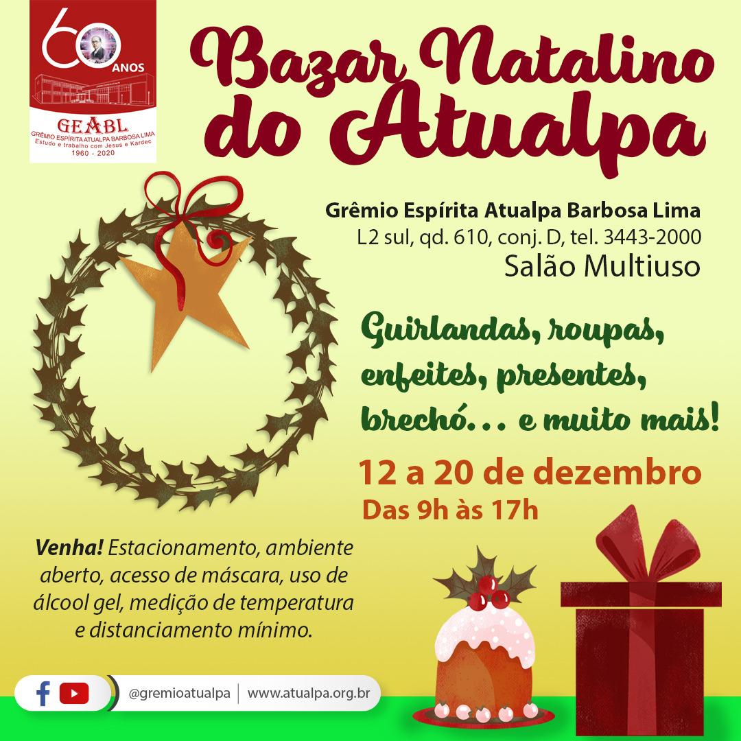 Atualpa - Bazar Natalino 2020